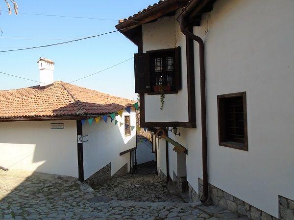 улица на занаятите