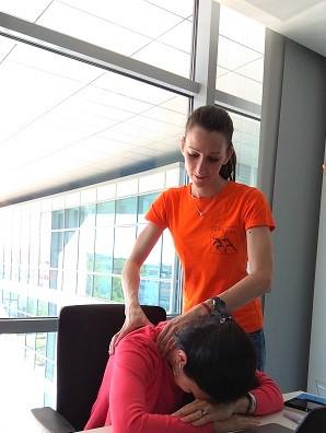 масаж в офиса