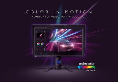 BENQ PV270 – надеждни цветове по време на целият работен процес