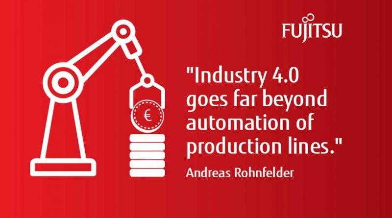 Fujitsu и Ericsson ускоряват безжичната свързаност за Industry 4.0